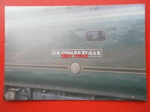 PHOTO  CLASS 50 DIESEL NAMEPLATE  50 007 SIR EDWARD ELGAR - Tadley, United Kingdom - Full Refund less postage if not 100% satified Most purchases from business sellers are protected by the Consumer Contract Regulations 2013 which give you the right to cancel the purchase within 14 days after the day you receive th - Tadley, United Kingdom