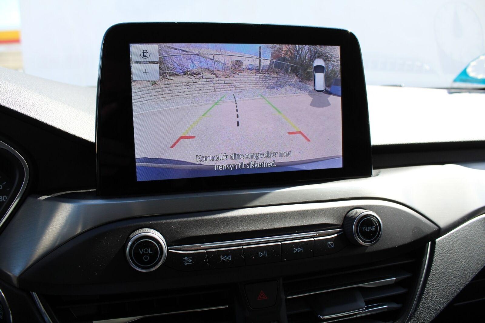 Ford Focus 1,0 EcoBoost mHEV Titanium stc. - billede 12