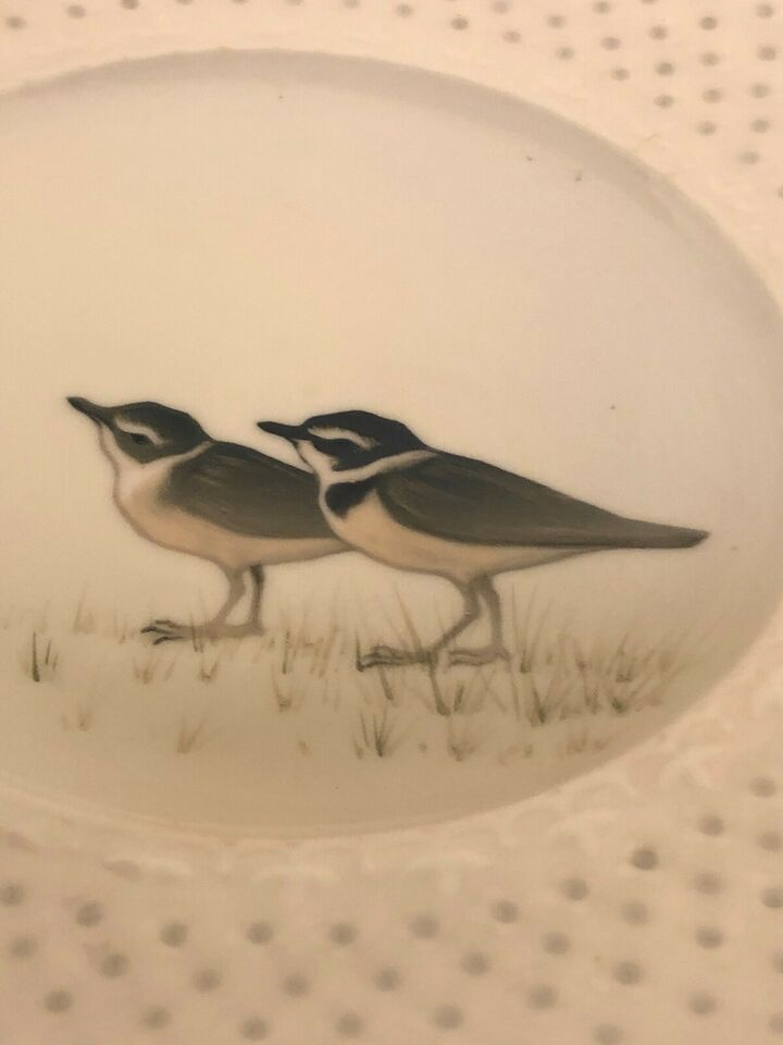 Porcelæn, Tallerken, Royal Copehagen