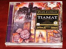 Tiamat: Clouds - Limited Edition Black Disc CD 2012 Bonus Tracks CM Germany NEW