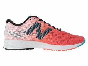 buy online 72475 5c85f Details about New Balance Women's 1400v6 Running Shoe Vivid Coral/Black Sz  6.5