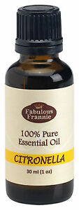 CITRONELLA-30ml-100-Pure-Essential-Oil-BUY-3-GET-1-FREE-Fabulous-Frannie