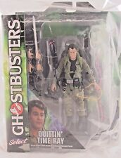 Ghostbusters Diamond Select Quittin' Time Ray Deluxe Action Figure