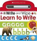 Write and Wipe: Learn to Write by Make Believe Ideas (Board book, 2016)