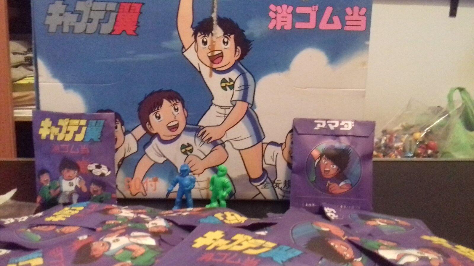 Captain tsubasa tsubasa tsubasa holly e benji figure vintage e5aa95