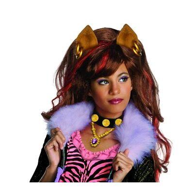 Rubie's Official Monster High, Clawdeen Wolf Childs / Girls Fancy Dress Costume