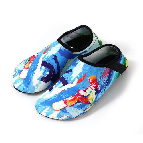 Women Men Water Shoes Aqua Socks Diving Socks Pool Beach Swim Wetsuit Non-slip