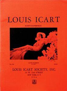 Louis-Icart-Selected-Etchings-of-Louis-Icart-Catalogue-Raisonne-rare-book-mint