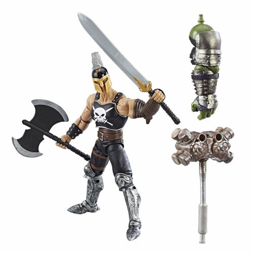 ARES 6-INCH FIGURE THE MIGHTY THOR MARVEL LEGENDS SERIES NINE REALMS WARRIORS