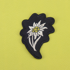 """Details about  /WW2 World War 2 WWII German Bright Edelweiss 2.9/"""" Patch @ US SELLER NEW"""