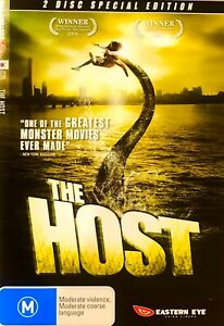 Kk3-Brand-New-Sealed-The-Host-2006-DVD-Region-4