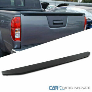 For Nissan 13-18 Frontier Tailgate Top Moulding Spoiler Outer Protector Cover