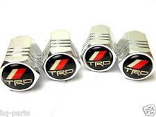 TIRE VALVE CAPS STEM TRD TOYOTA MR2 COROLLA CAMRY RAV4