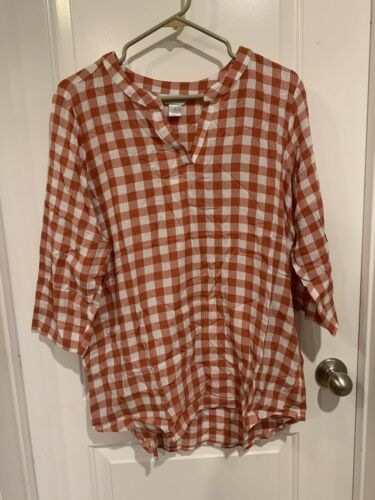 Christopher And Banks Womens Top