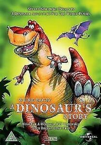 Were-Back-A-Dinosaurs-Story-DVD-Nuovo-DVD-8223499