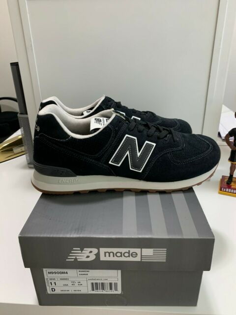 New Balance Men's Sneakers 574 Classic Black