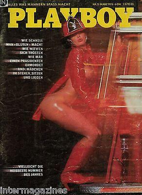 Aggressiv Playboy 3,03/1976 März,philippe De Rothschild,monika Maluche,sylvia Fröhlich