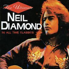 NEIL DIAMOND - ULTIMATE: 30 ALL-TIME CLASSICS NEW CD