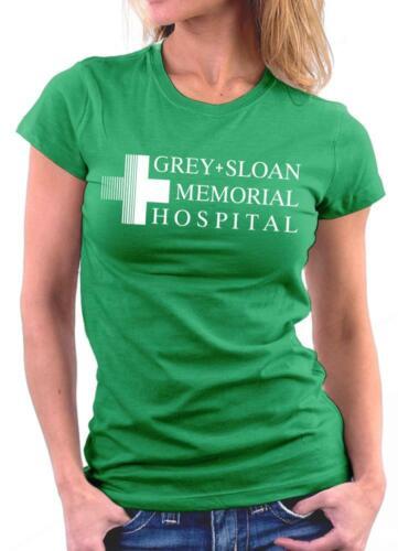 Grey Sloane Memorial GREYS ANATOMY Woman T-Shirt
