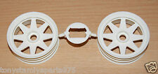 Tamiya Striker/Sonic Fighter/Grasshopper II/2, 0445094/10445094 Front Wheels NEW