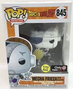 Funko POP Mecha Frieza #845 Gamestop Exclusive from DBZ Box