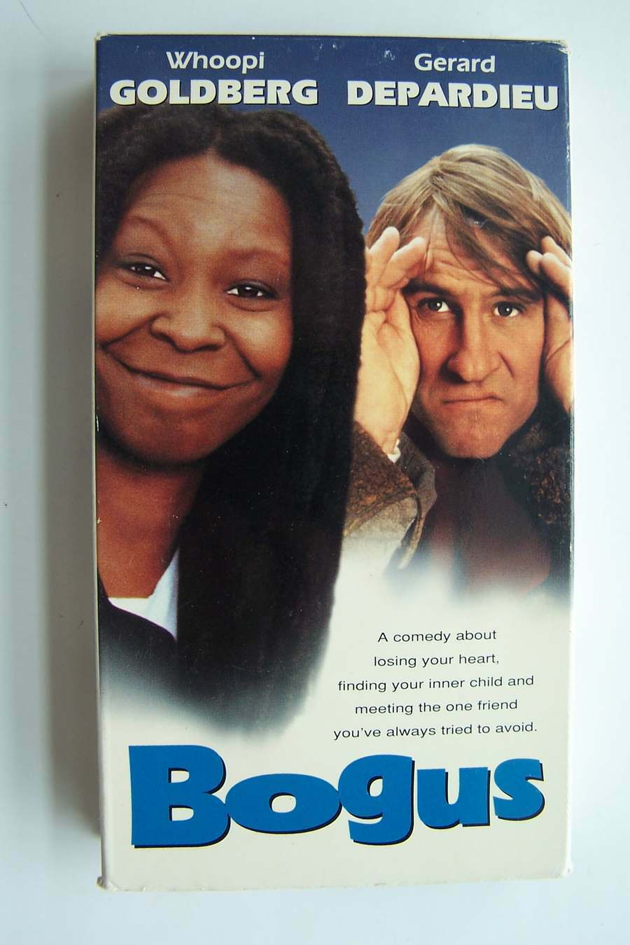 Bogus VHS Video Tape 1996