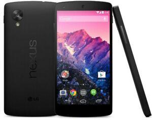 "LG Nexus 5 D821 Europe Model 2gb 32gb 4.95 "" HD Écran Android 4g LTE Smartphone"