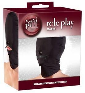 Kopfmaske-mit-Zip-Neu-Ovp