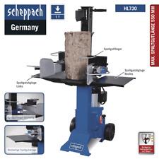Spalttisch Stecktisch für Scheppach Holzspalter HL800e Originalteil 3905314076