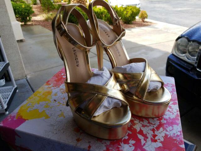 Chinese Laundry Womens Alyssa Platform Dress Sandal