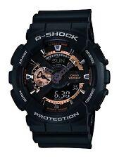 Imported G-Shock Special Edition Analog Digital Black Dial Men Watch GA-110RG-1A