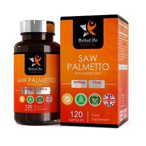 Saw-Palmetto-Palmier-Nain-en-Capsules-3000mg-avec-Zinc-15mg-Support-de-Prostate