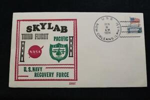 Naval-Espace-amp-Beck-Housse-Skylab-4-Recuperation-Bateau-Uss-Neuf-Orleans