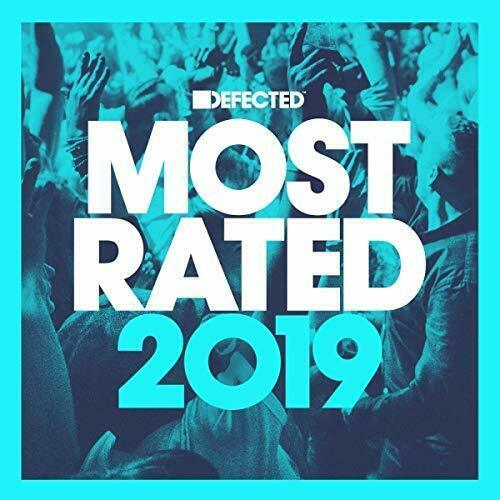 Various Artists-Defected Presents Most Rated 2019 CD NEW