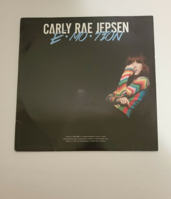 CARLY RAE JEPSEN - E.MO.TION emotion (LP Vinyl)