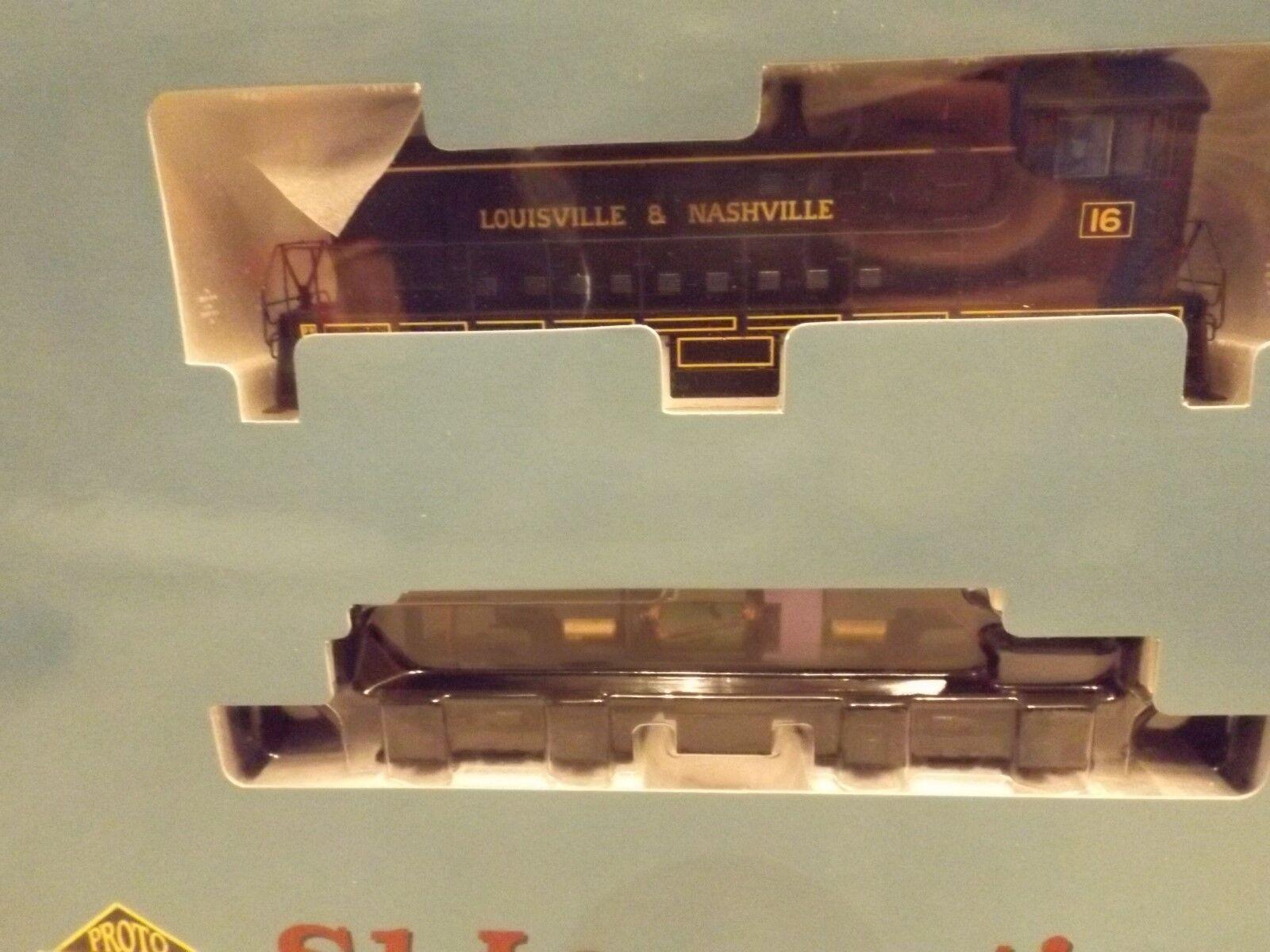 HO Predo 2000 L&N S1 diesel engine in original box