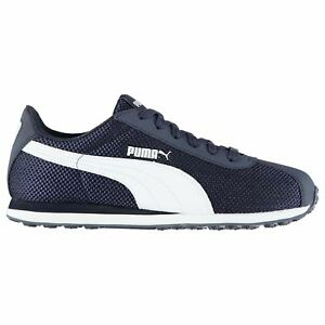 Navywhite Turin Mens ShoesEbay Trainers Mesh Sneakers Puma Athletic F1lcKJ