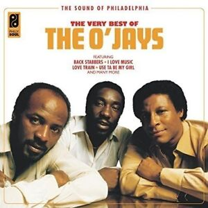 The-OJays-The-Ojays-The-Very-Best-Of-CD