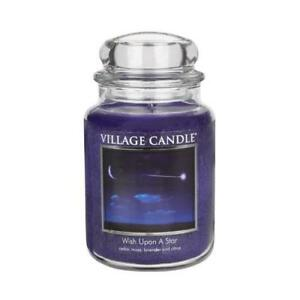 Village-Candle-tarro-grande-Vela-Wish-Upon-Estrella