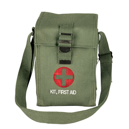 First Aid Pouch Sac Style Militaire Peloton leaders 1st Kit de Secours ROTHCO 8324