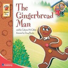 Keepsake Stories: The Gingerbread Man by Catherine McCafferty (2002, Paperback)