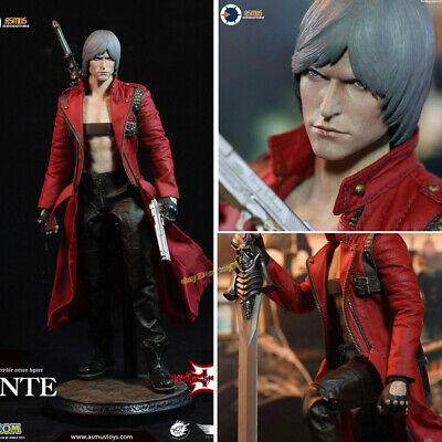 1//6 Asmus Toys Action Figure The Devil May Cry III Series Dante DMC301 In Stock
