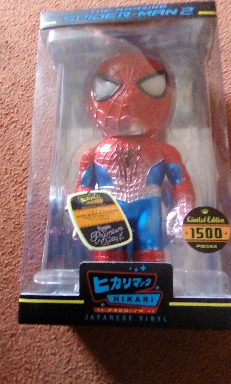 Funko Hikari giapponese Figura in vinile Premium INCrossoIBILE SPIDER-MAN 2 LIMITED 1500