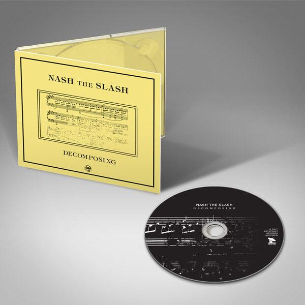 Nash The ou decomposing CD DIGIPACK 2017