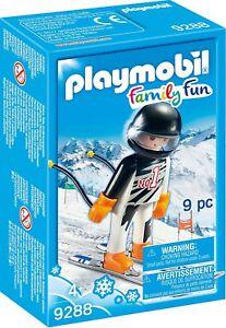 Playmobil-Famille-Fun-9288-Skieur-avec-casque-verres-et-gants-Plus-de-4-ans