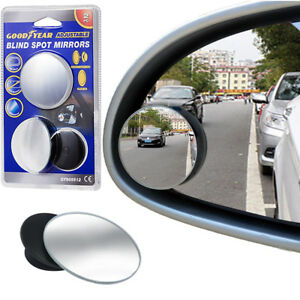 Goodyear-Blind-Spot-Stick-On-Mirrors-Adjustable-Protect-Alloy-Wheels-Protector