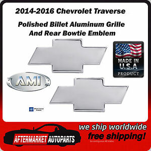 Pack of 10 All Sales 96001P-10 Grille Emblem,