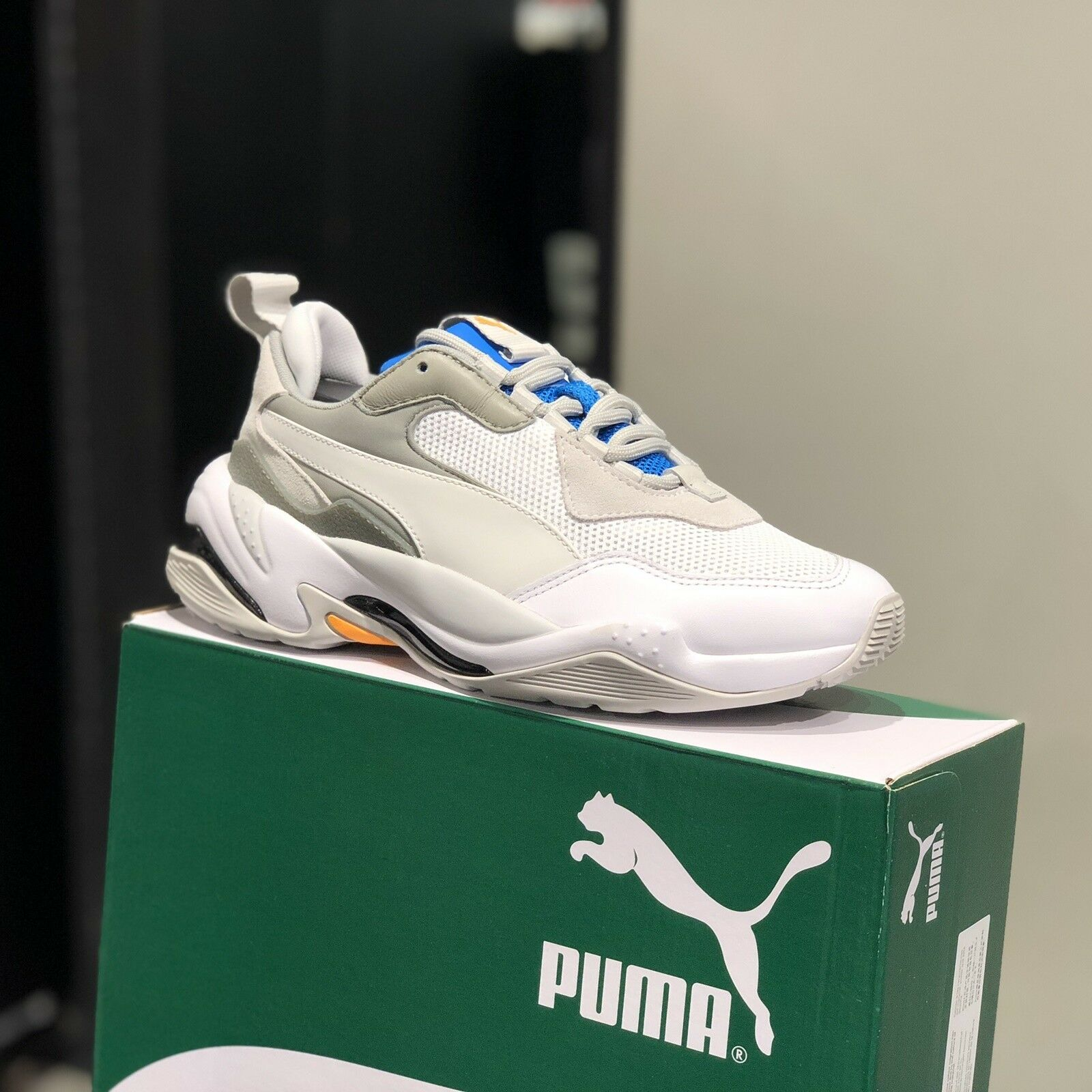 wholesale dealer 96a67 efc28 Puma THUNDER SPECTRA 36751608 - 367516 08 new with with with box and tag,  Authentic 2b028a