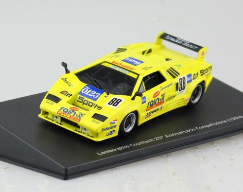 Lamborghini Countach Competizione #88 1994 1:43 Modellauto