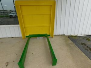 Image is loading JOHN-DEERE-3020-4020-TRACTOR-REPRODUCTION-CANOPY-WITH- & JOHN DEERE 3020 4020 TRACTOR REPRODUCTION CANOPY WITH SUPPORT 9085 ...